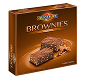 Brownies Chocolate & Caramel