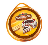 Tripple Layer Cake Cocoa