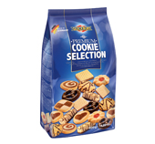 Premium Cookie Selection in bag