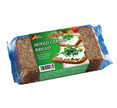 Mixed Cereal Bread