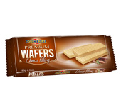 Premium Wafers Choco filling