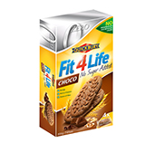 FIT 4 LIFE COOKIES Cocoa & Choco Chip