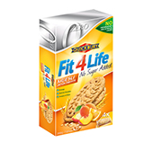 FIT 4 LIFE COOKIES Muesli & Fruits